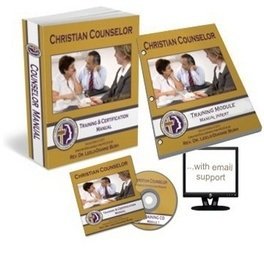 Christian counselor training and certification course