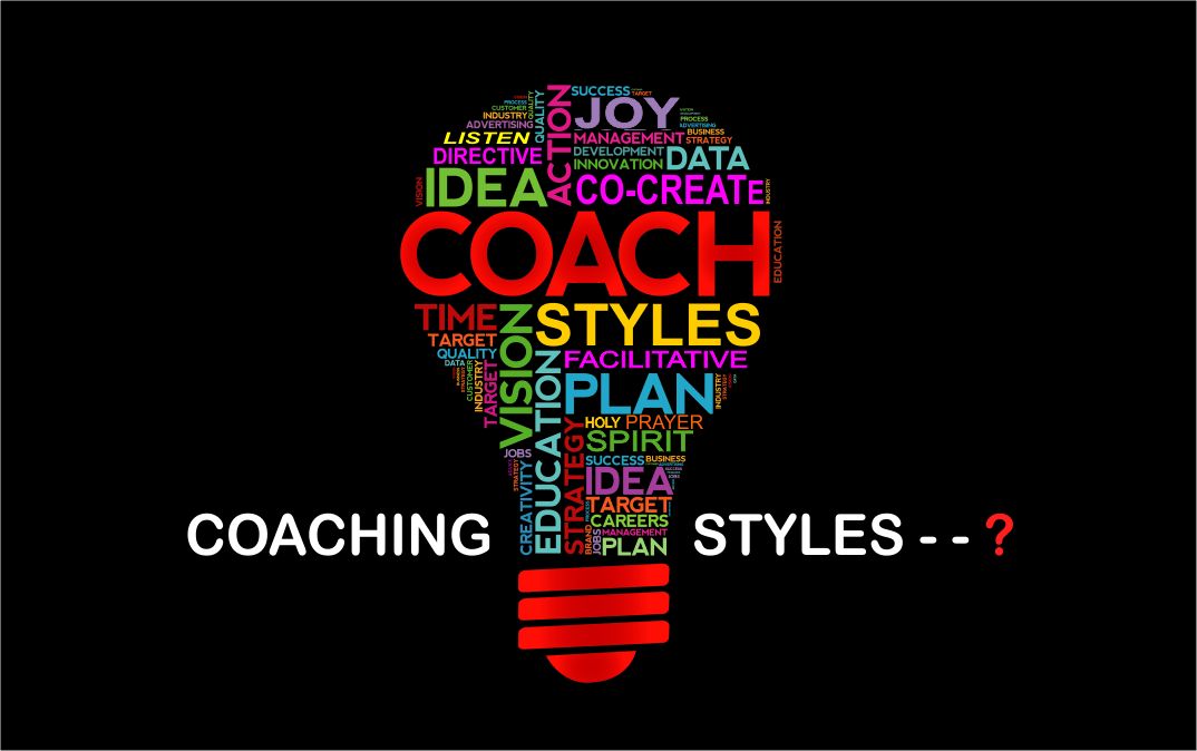 Christian Coaching styles blog post