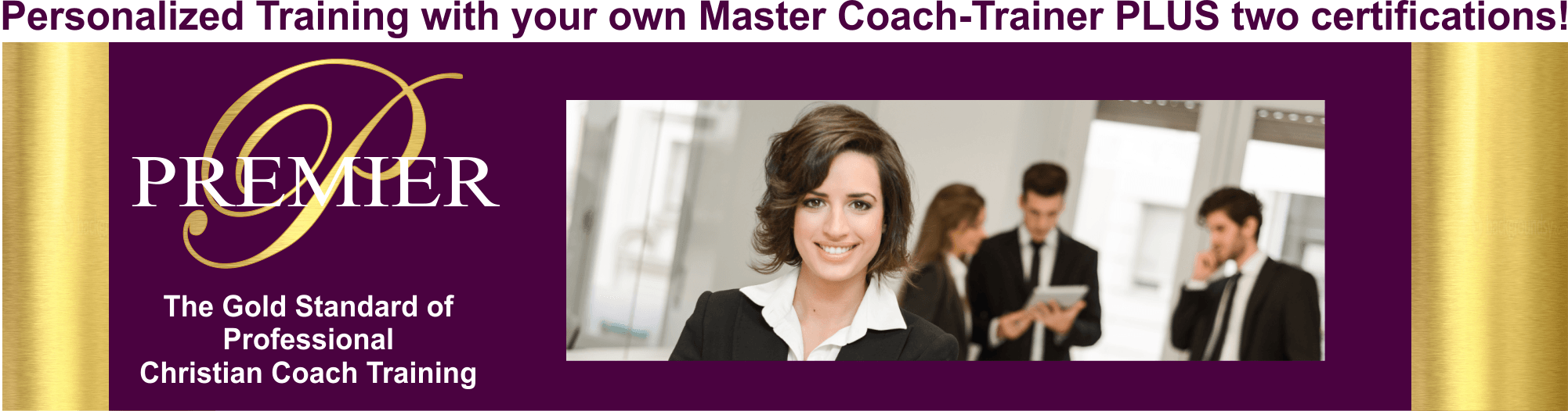 Christian Life Coach Training Cclc Certification Online