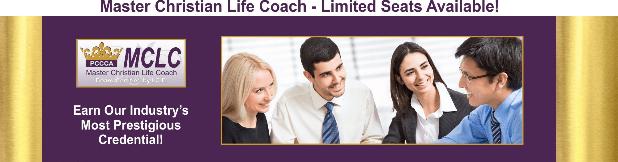 Master Christian Life Coach Mclc Training And Certification