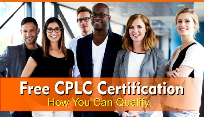 Free CPLC Certified Professional Life Coach certification