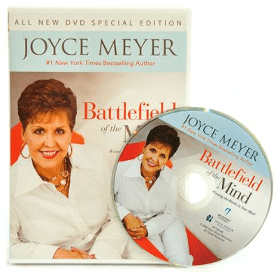 Image of Joyce Meyer book and cd