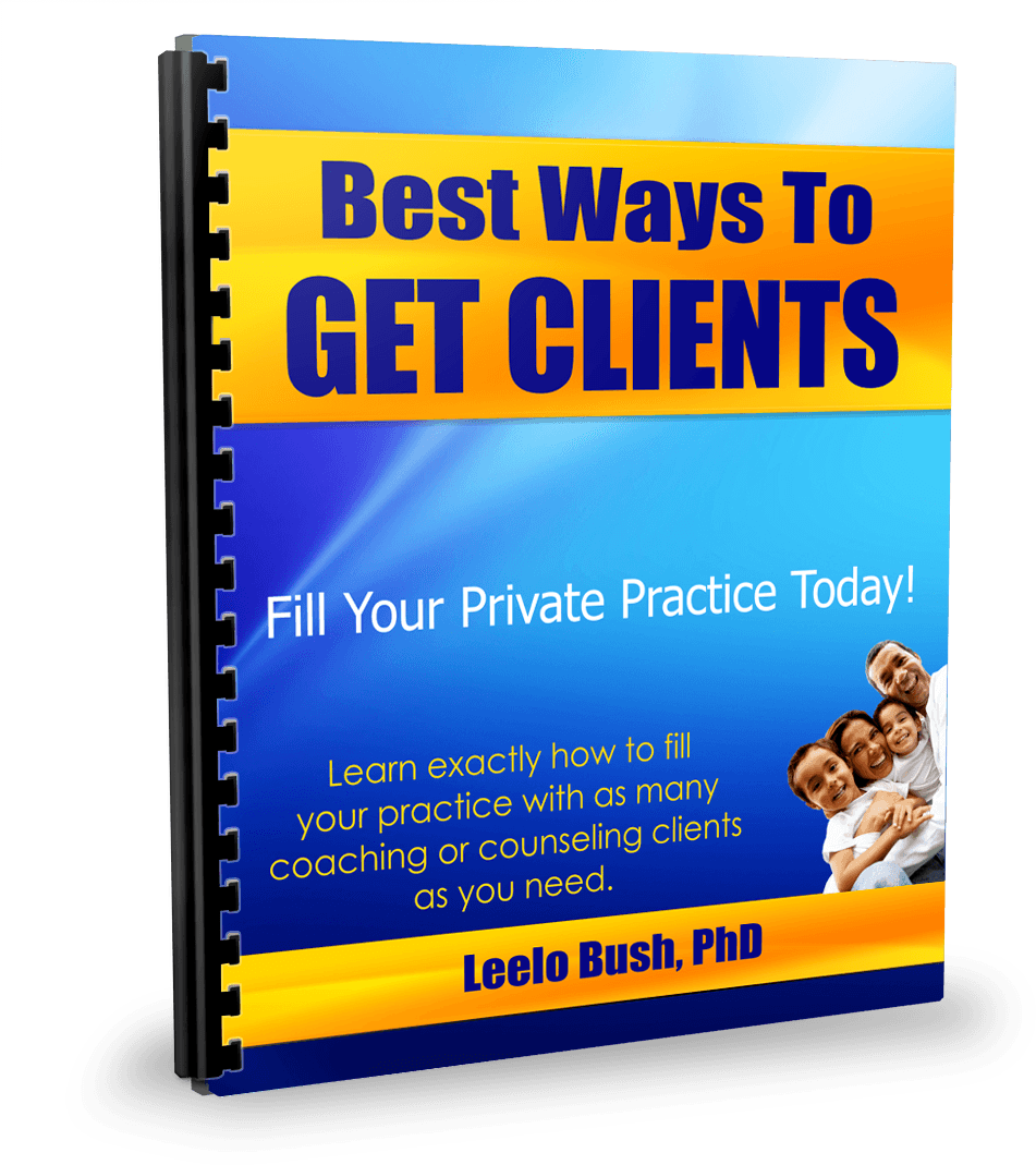 Best ways to get clients cover