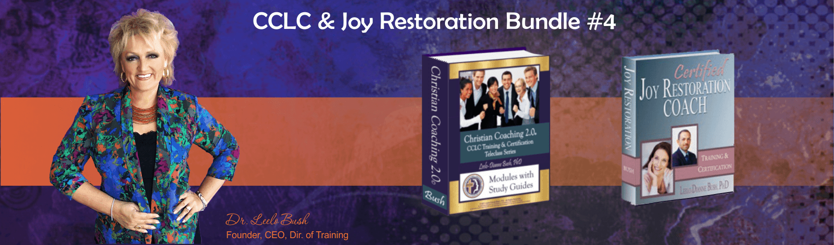 CCLC & JOY Bundle 4 - 1215