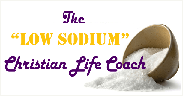 The Low Sodium Christian Life Coach - PCCCA blog - Todd Miller https://pccca.org