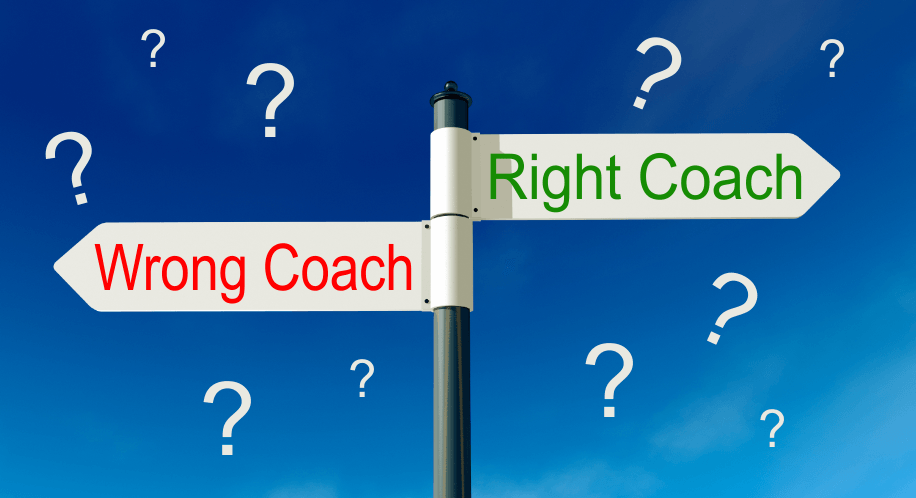 15 Ways to Identify the Wrong Coach - blog post https://pccca.org