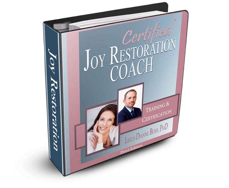Joy Restoration Coach / Grief Coach course at https://pccca.org/joy/