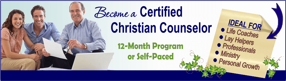 Christian Counseling Training Certification: Online Biblical