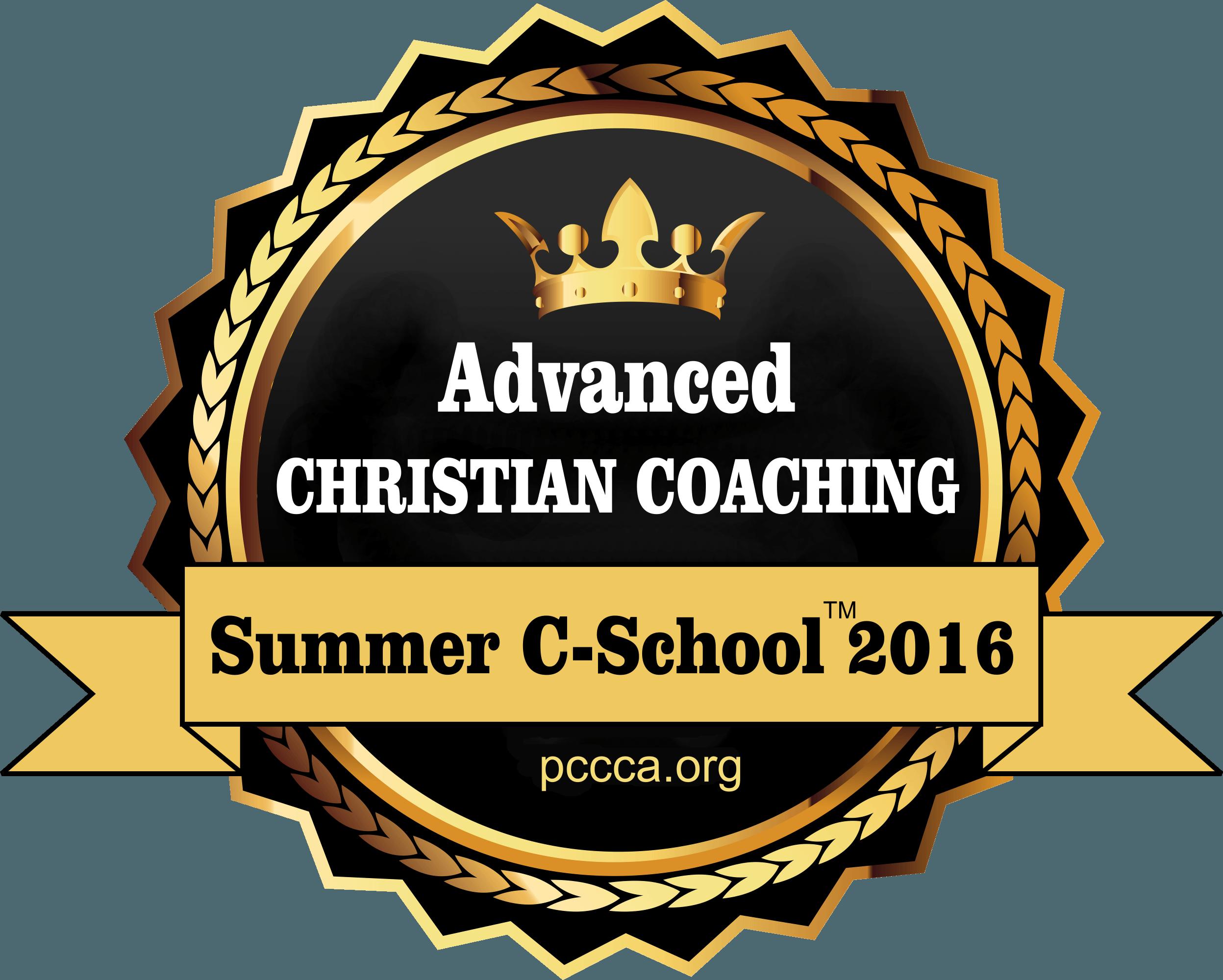 PCCCA's Summer C-School 2016 Logo TM