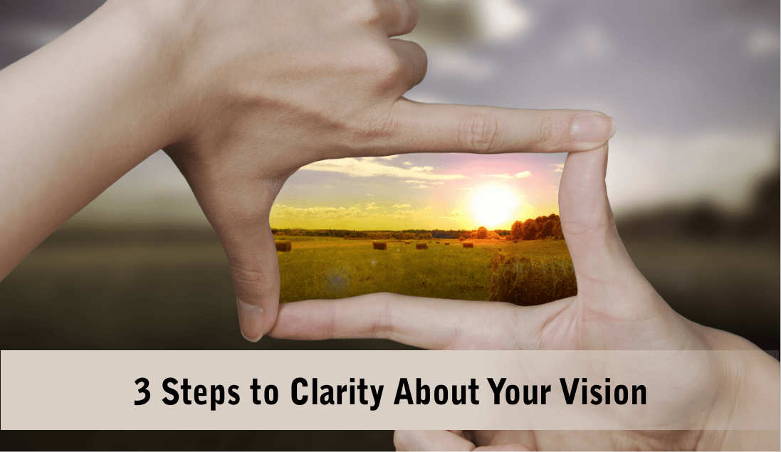 blog image - 3 steps to clarity about your vision 060716 http://pccca.org