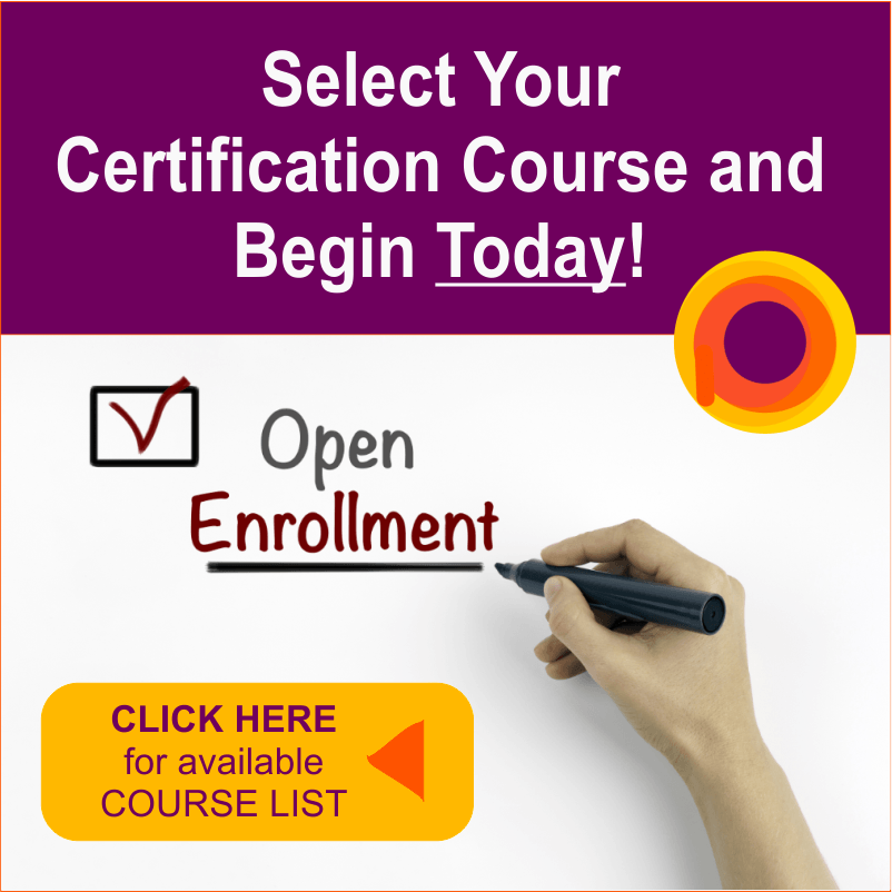 CLICK HERE to view available courses!