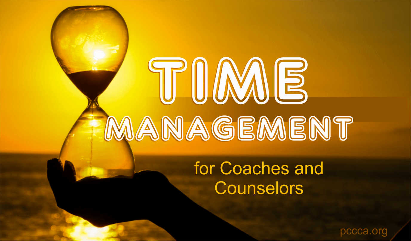 time-management-for-coaches-and-counselors-blog https://pccca.org