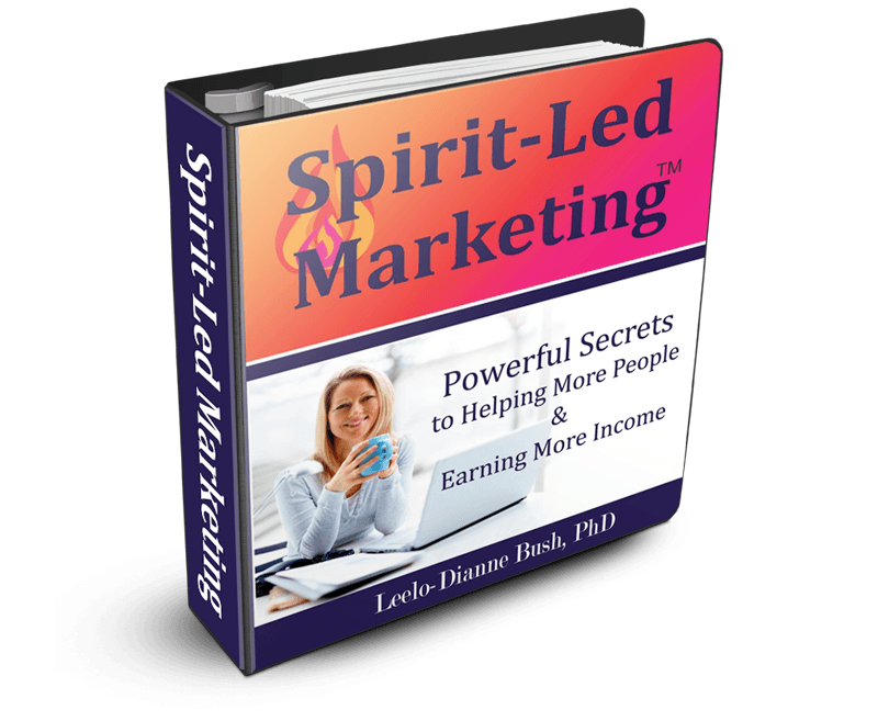 spirit led marketing for Christian Coaches and Counselors http://pccca.org/slm/