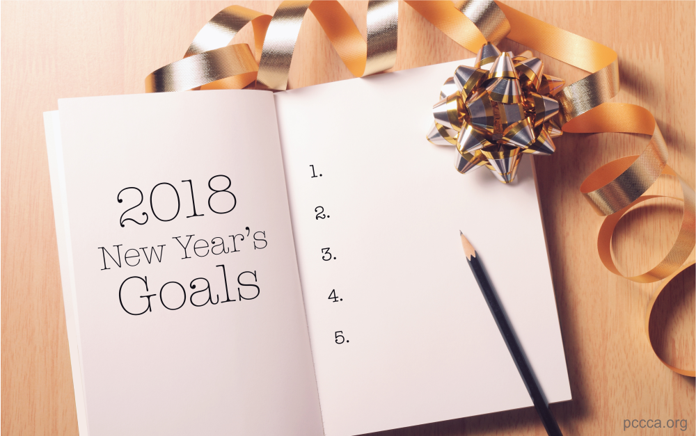 2018 New Year Goals - to do and not do