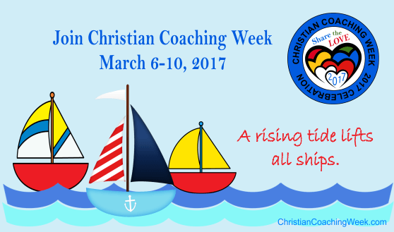 How can Christian Coaching Week help you?