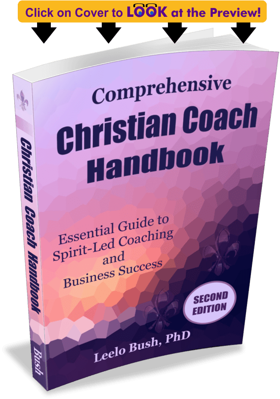 Look inside Comprehensive Christian Coach Handbook https://pccca.org/christian-coach-handbook/