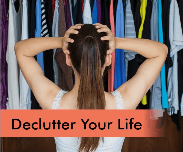 Declutter Your Life and learn something new