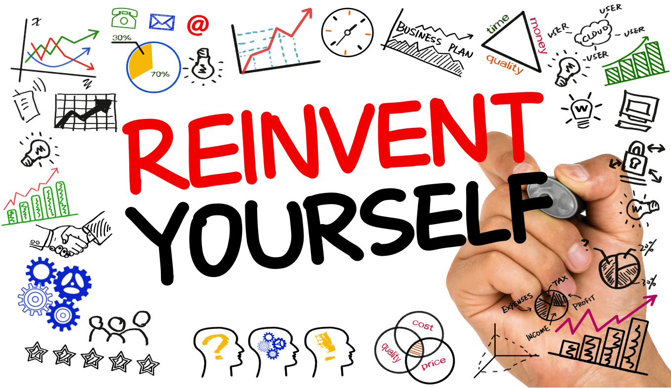 Reinvent Yourself at http://leelobush.com/vip/