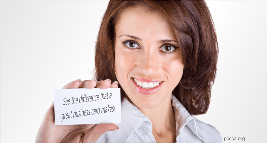 See the difference that a great business card makes.