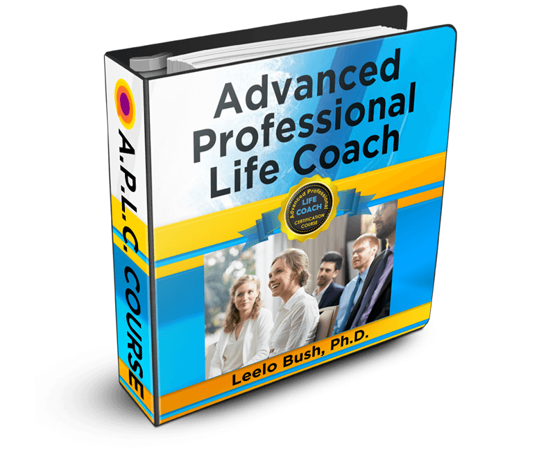 Advanced Professional Life Coach Manual - cover at https://pccca.org/advanced