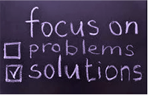 Transformational Questions focus on solutions