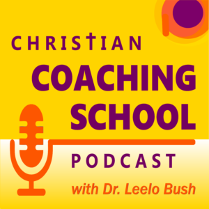 Christian Coaching School Podcast - new cover art Oct 2018